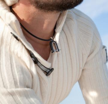 Archeo Sailing Jewellery - wisiorek Szekla 10°B