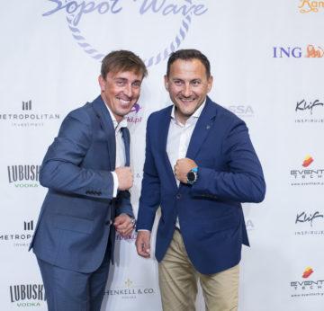 GSC Yachting: Rafał Sawicki i Paweł Górski